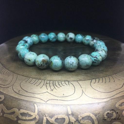 bracelet-turquoise-africaine-8mm