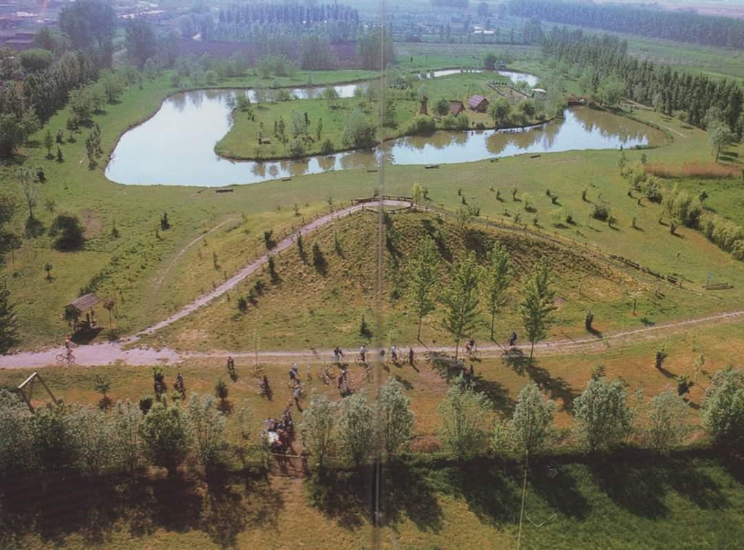 Grandi pulizie del Parco Valle del Menago