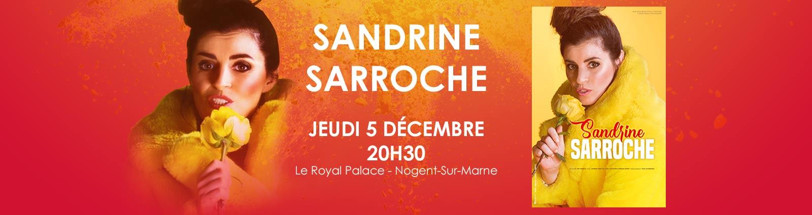 Sandrine Sarroche