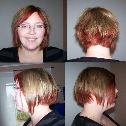 nya frisyren