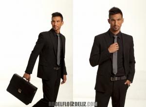 Anton del Rosario for McJim Classic Leather