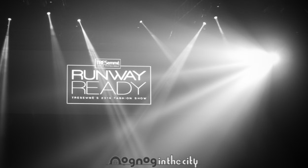 tresemme runway ready