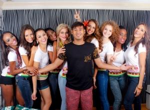 1 ship, 29 ladies, 22 hours! 2Go travel Trip to Cebu w/ Miss Earth 2014