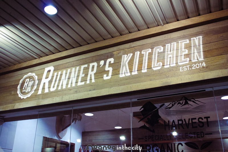 runner's kitchen: a runners haven