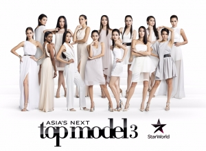 Asia's Next Top Model Cycle 3 premiers on March 25 on StarWorld