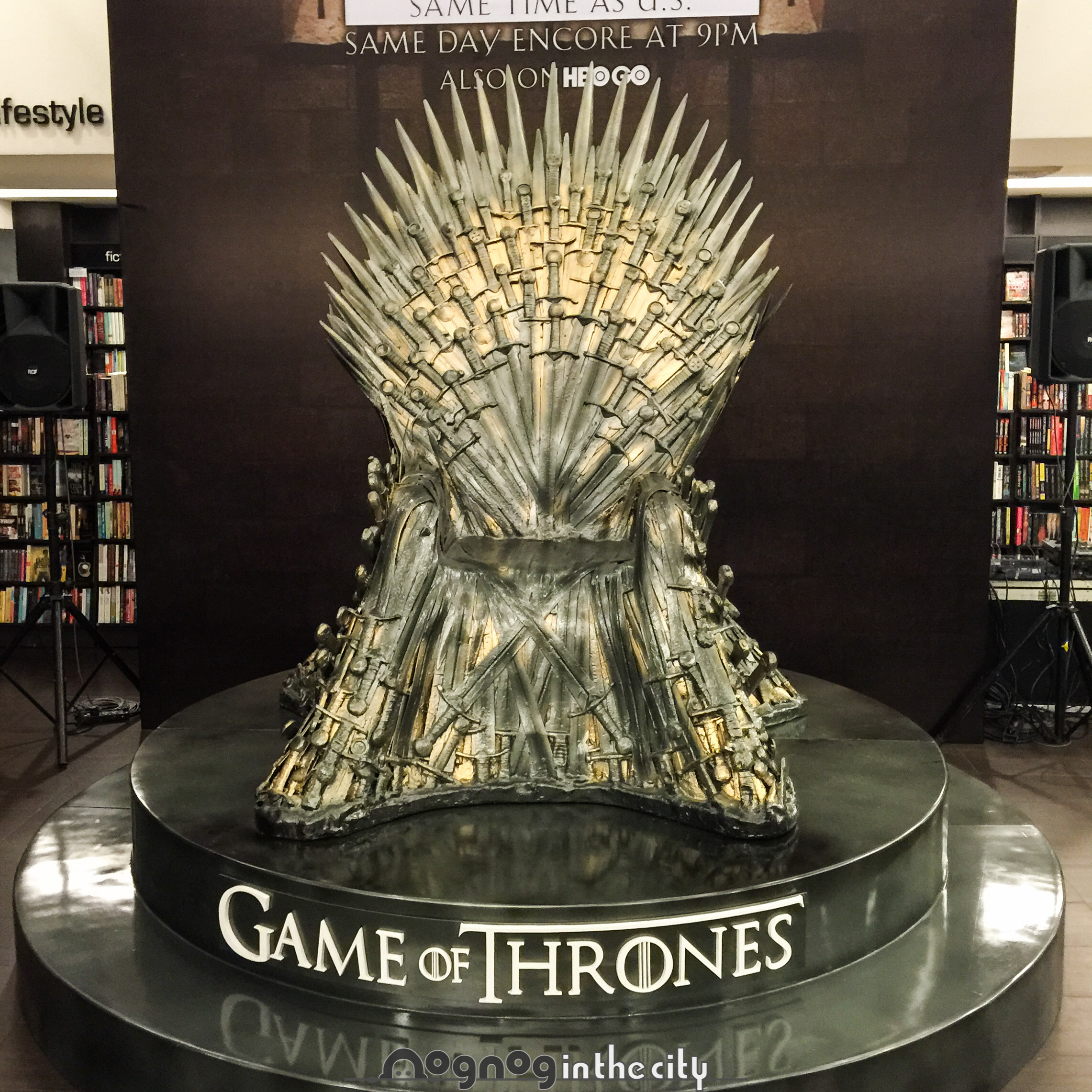 game of throne chair think steelcase thrones 39 iron replica is in manila
