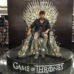 Game Of Throne Chair Foam Bed Thrones The Iron 6 Nognog In City