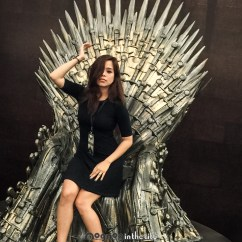 Game Of Throne Chair Victorian Table And Chairs Thrones 39 Iron Replica Is In Manila