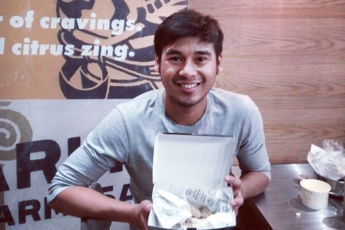 Win Php 2,000 GC from Wingstop #WingstopFlavorRevolution