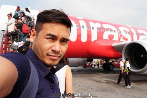 On my way to Boracay via Air Asia