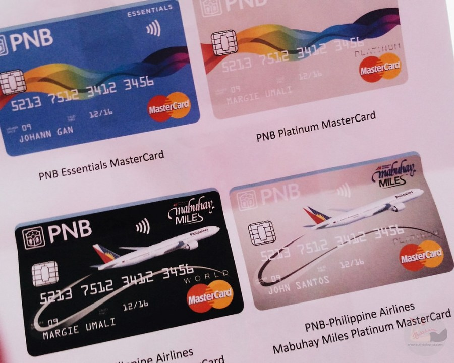 pnb card new look