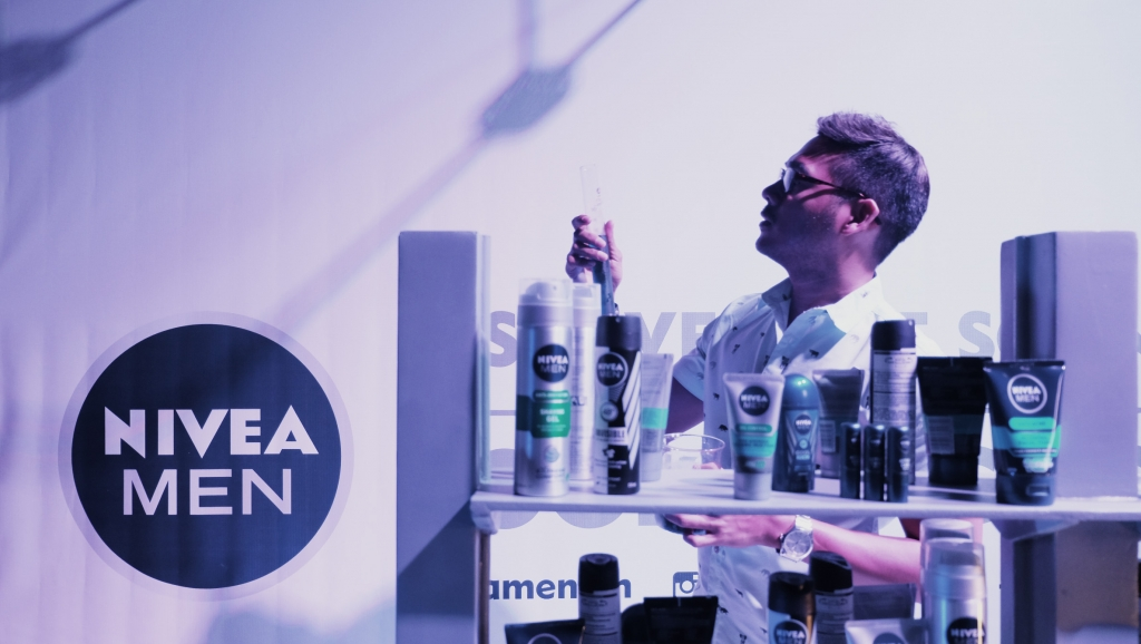 The BHAGs & WTM in Nivea Men's Science of Looking Good