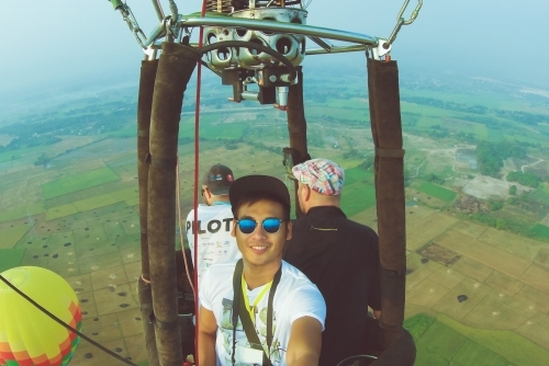 My Lubao International Hot Air Balloon experience + First time balloon rider tips