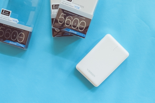 Win a Veger V58 5,600mah PowerCard from Airborne Technologies & Nognog in the City