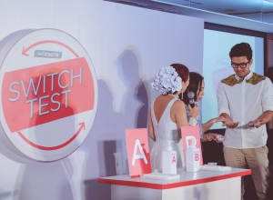 Learn which brand to buy with The Switch Test (Switch & Save with Watsons)