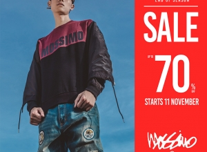 Sale Alert: Enjoy up to 70% Discount at All Mossimo Branches Nationwide