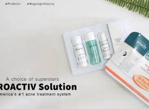 Clear that nasty Zits with Proactiv Solution's 3-Step System