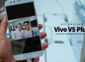 Inside the launch of Vivo V5 Plus – The World's first 20MP Dual Front Camera