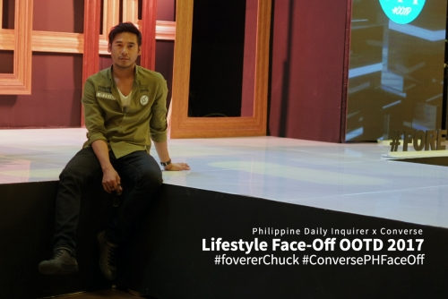 PDI Lifestyle Face-Off OOTD 2017: Different chucks, different lifestyle #foreverchuck