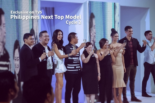 Philippines' Next Top Model (PNTM) Cycle 2 exclusive on TV5