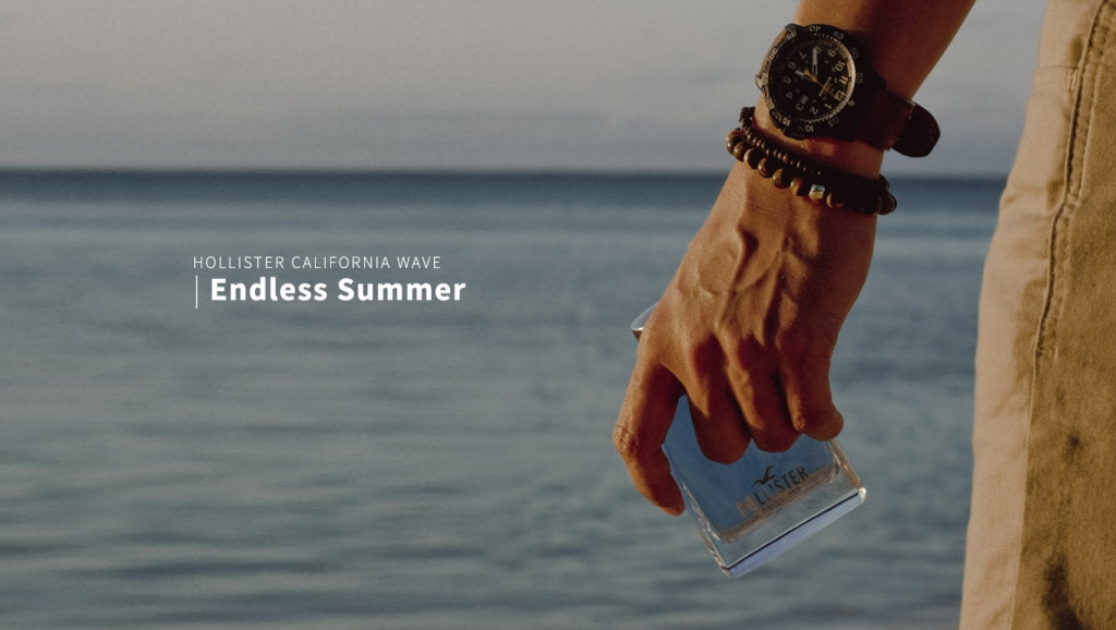 Endless Summer with Hollister Wave