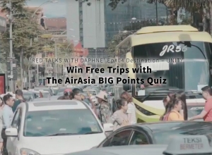 Win Free Trips with The AirAsia BIG Points Quiz (Ep#04 Destination – UNITY)