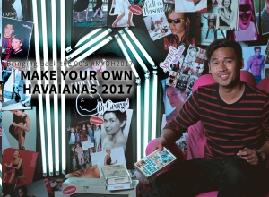 Inside: Havaianas brings the '90s nostalgia in this year's #MYOH2017