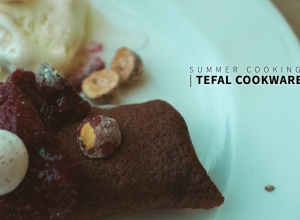 Intricate dishes made easy with Tefal Cookware