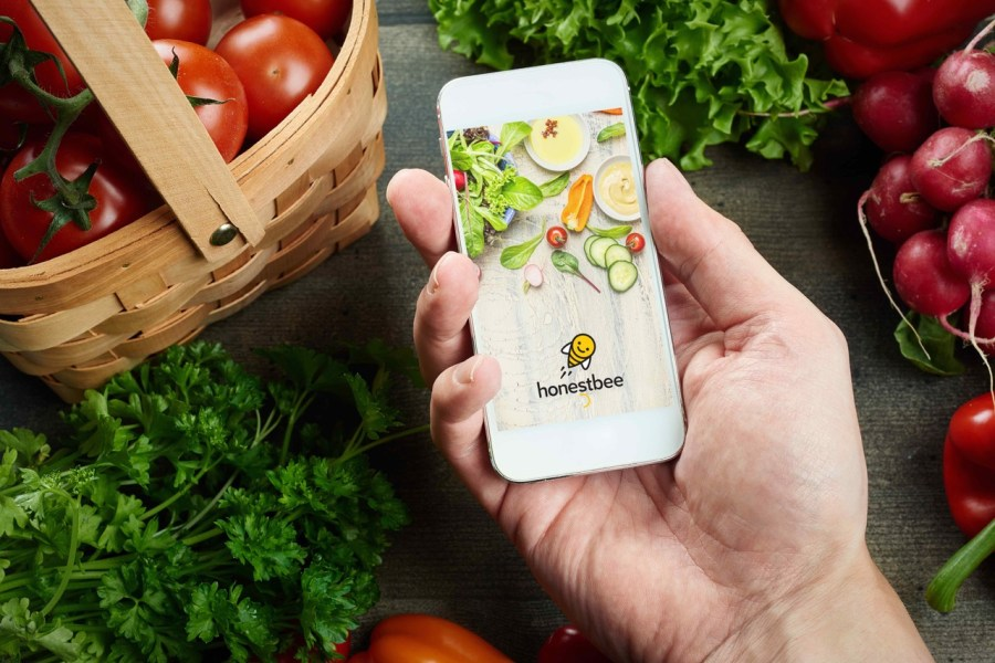 honestbee phone app