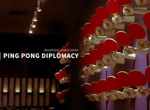 Progressive Chinese Dishes at Ping Pong Diplomacy SM Aura