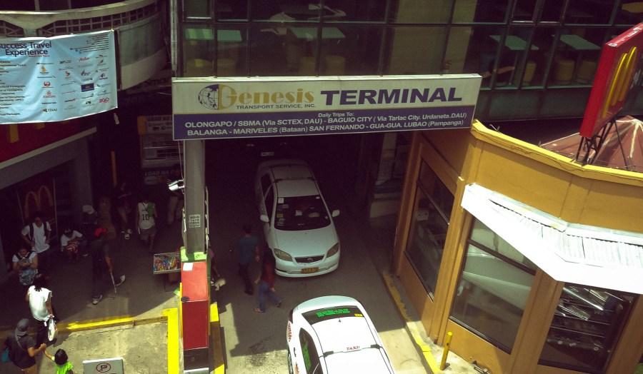Genesis Terminal
