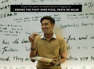 Ending the fight over Pizza, Pasta or Salads – Project Pie at BGC