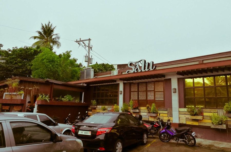 salu restaurant