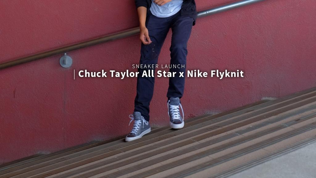 Inside: Chuck Taylor All Star x Nike Flyknit Sneaker Launch #ForeverChuck