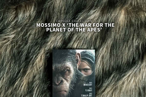 It's Man vs. Ape with Mossimo X War for the Planet of the Apes