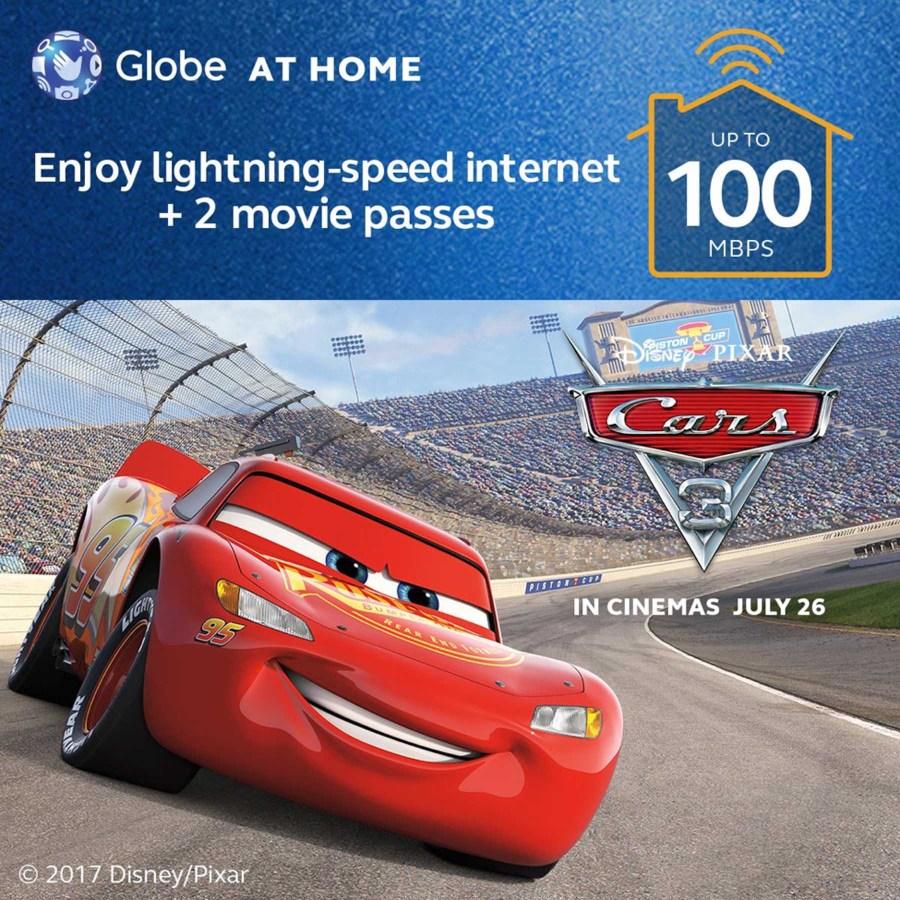 globe at home pixars cars 3 (1 of 1)