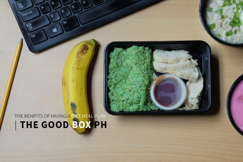 The benefits of having a Diet Meal Plan – The Good Box Ph #thegoodboxph