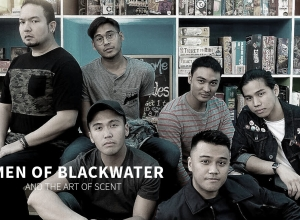 Men of Blackwater and the Art of Scent