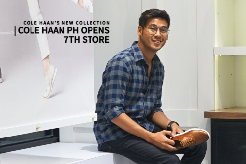 Cole Haan Philippines opens 7th store at Ayala Malls the 30th