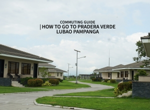 Commuting Guide: How to go to Pradera Verde, Lubao Pampanga