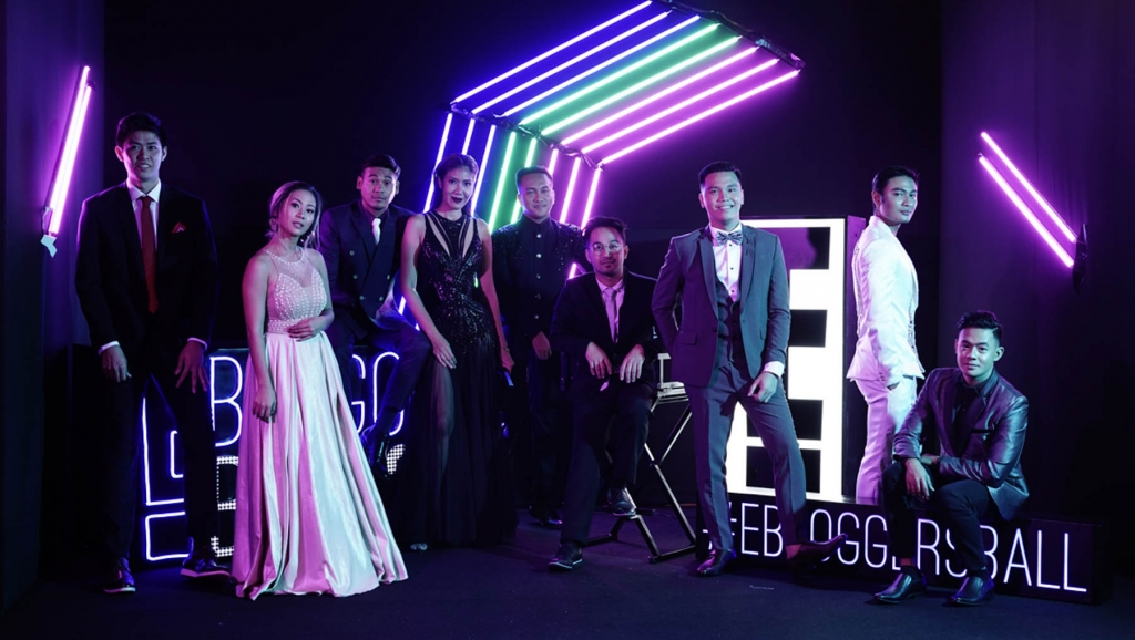 From Belmont to the Ball  (E! Bloggers Ball 2017)