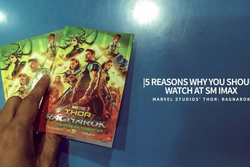 5 Reasons why you should watch Marvel Studios' Thor: Ragnarok at IMAX!