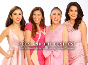 Two award-winning filmmakers collaborates for 'Bes and the Beshies'