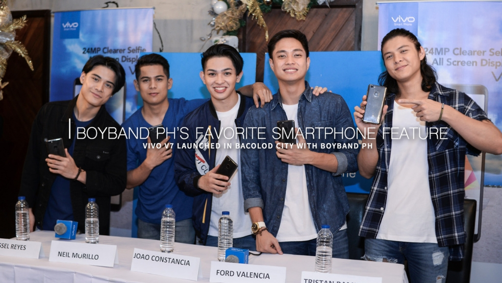 Boyband PH talks about their favorite smartphone feature