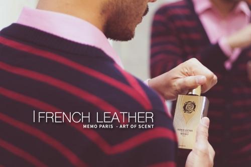 French Leather – A Rose Affair (Memo Paris)