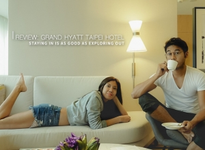 Grand Hyatt Taipei Hotel: Staying in is as good as exploring out