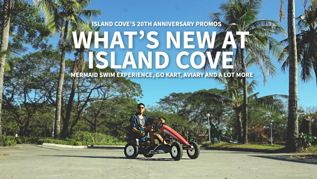What's new at Island Cove Hotel and Leisure Park on it's 20th Anniversary