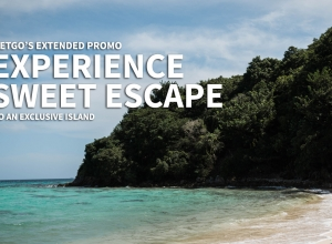 Different ways to win an exclusive island escape with Cebu Pacific GetGo's extended promo