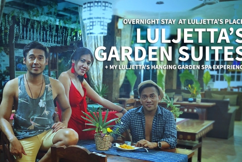 Luljettas Garden Suites: The new Bed & Breakfast accommodation at Luljetta's Place Hanging Gardens Spa