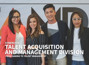 Synergy88 Digital's Talent Acquisition and Management Division launched 3 new talents